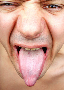 Your tongue can host the majority of bad breath causing bacteria in your mouth