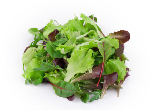 Greens can help coat teeth with a protective layer to stop other foods from staining your teeth.