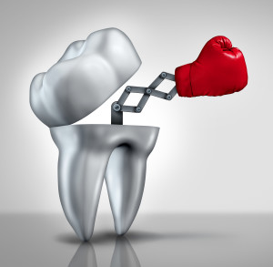 Save teeth by fighting gum disease