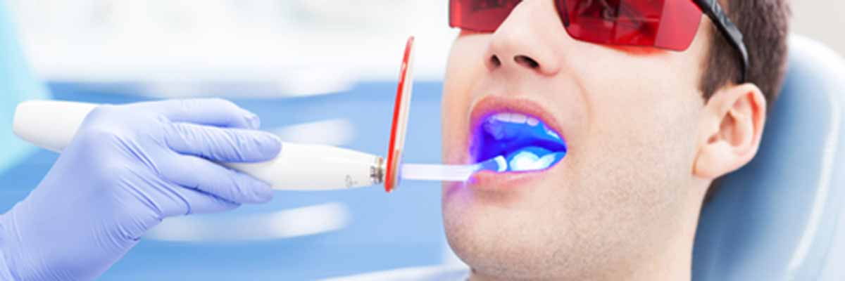 Ozone dental treatments from Houston biological dentist in Houston, TX, can be used to improve oral health.
