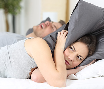 Snoring treatment in Houston TX area